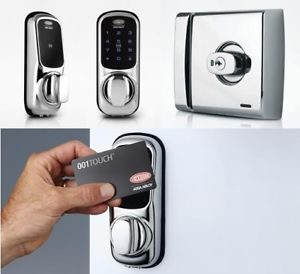 Lockwood 001 touch, digital lock, lockwood digital lock